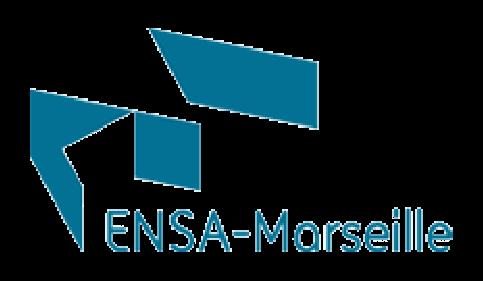 Logo ENSA Marseille
